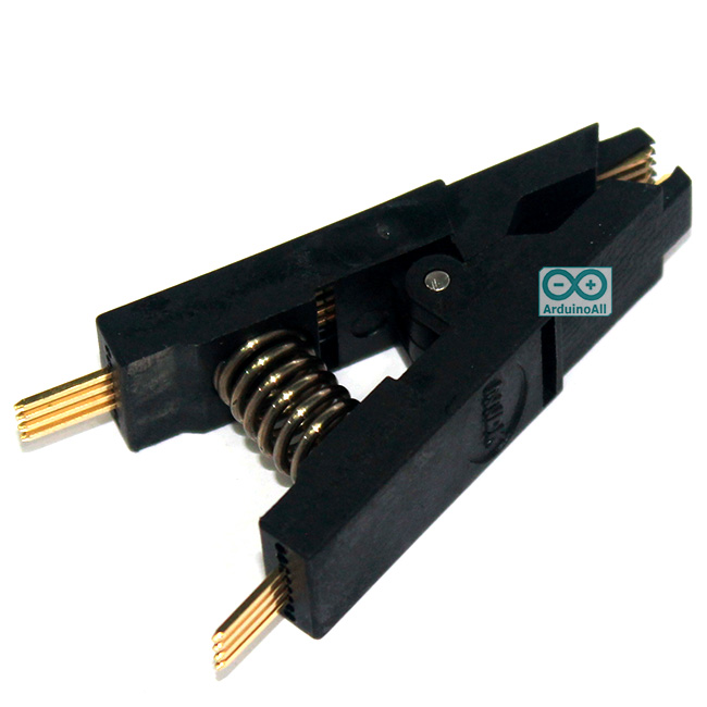 SOP8 Flash Programmer Clip