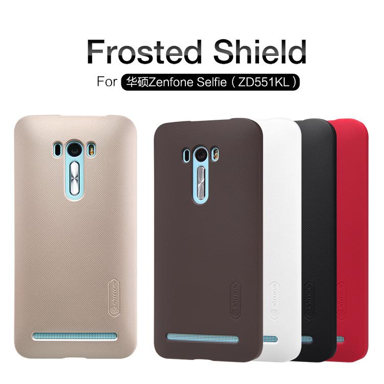 Asus Zenfone Selfie - เคสหลัง Nillkin Super Frosted Shield แท้