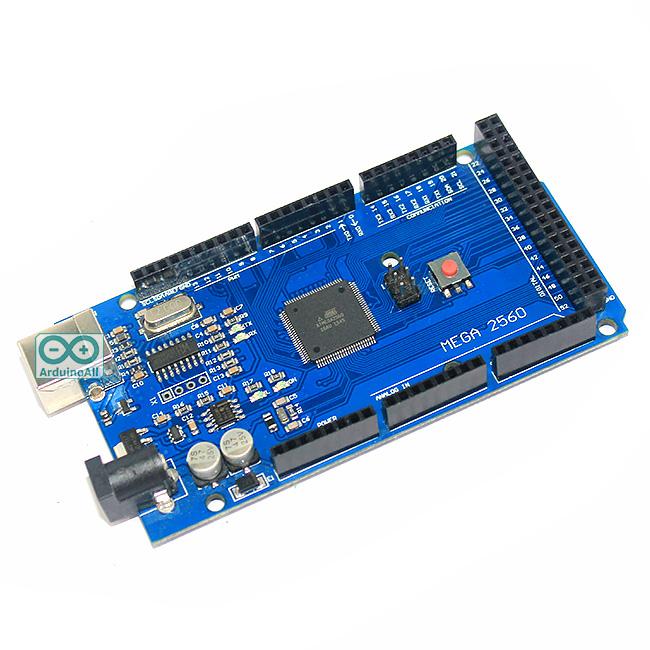 Arduino MEGA 2560 R3 ใช้ชิฟ USB CH340 รุ่นใหม่ พร้อมสาย USB